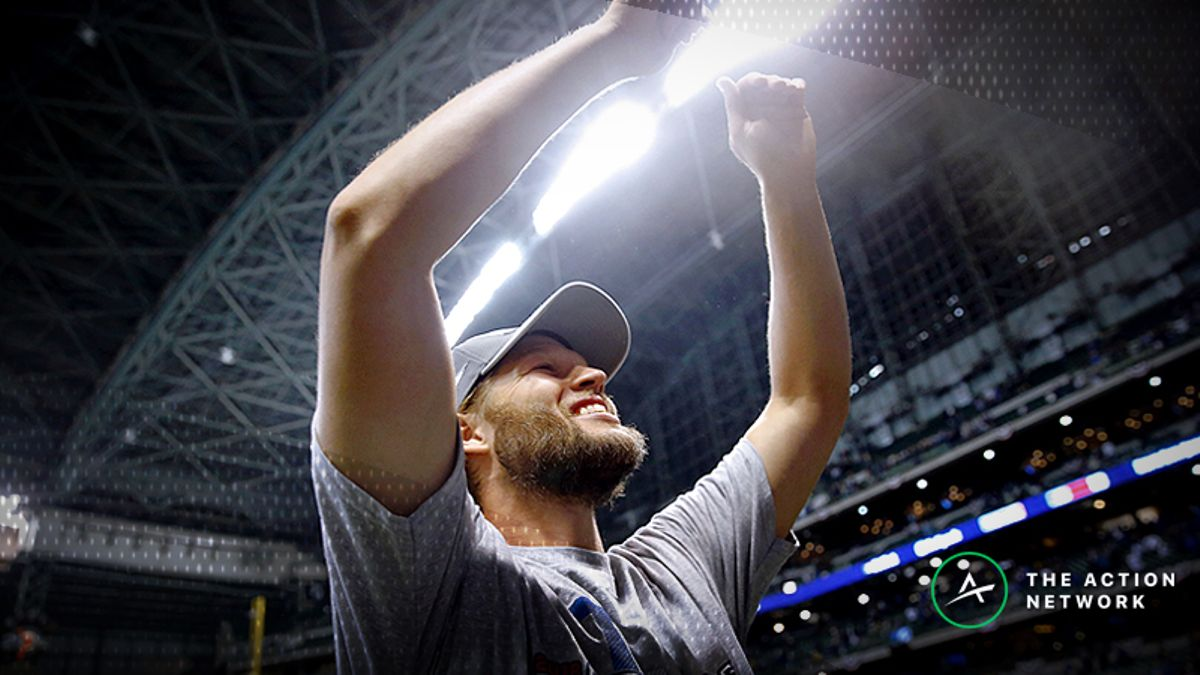 Zylbert: Can You Trust Clayton Kershaw in World Series Game 1? article feature image