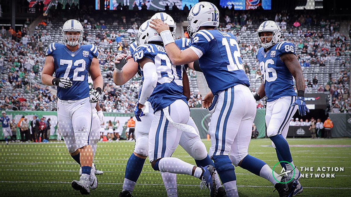 Week 7 NFL Survivor Pool: Can We Trust the Indianapolis Colts? article feature image
