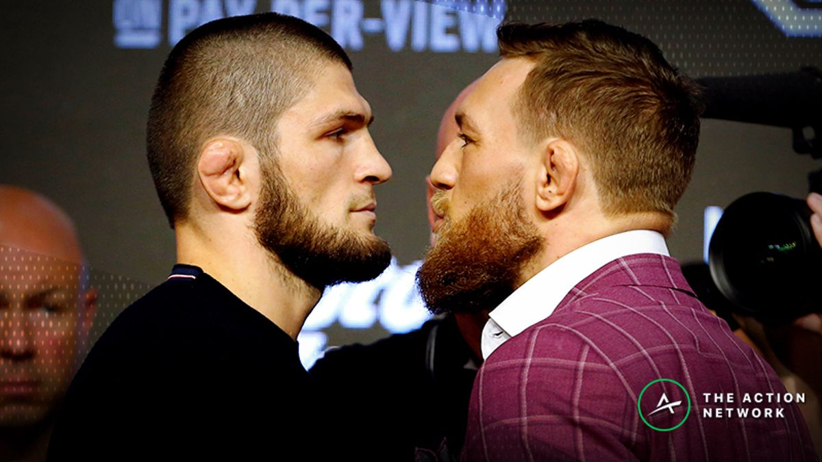 UFC 229 Betting Preview: Can Conor McGregor Hand Khabib Nurmagomedov his First Ever Loss? article feature image
