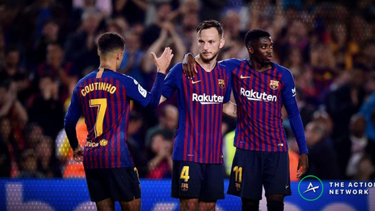 Barcelona-Inter Betting Preview: No Messi, No Problem for Barca? article feature image