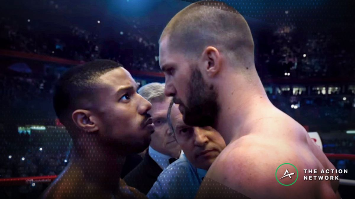 Marky's Malarkey: Breaking Down 'Creed II' Betting Props article feature image
