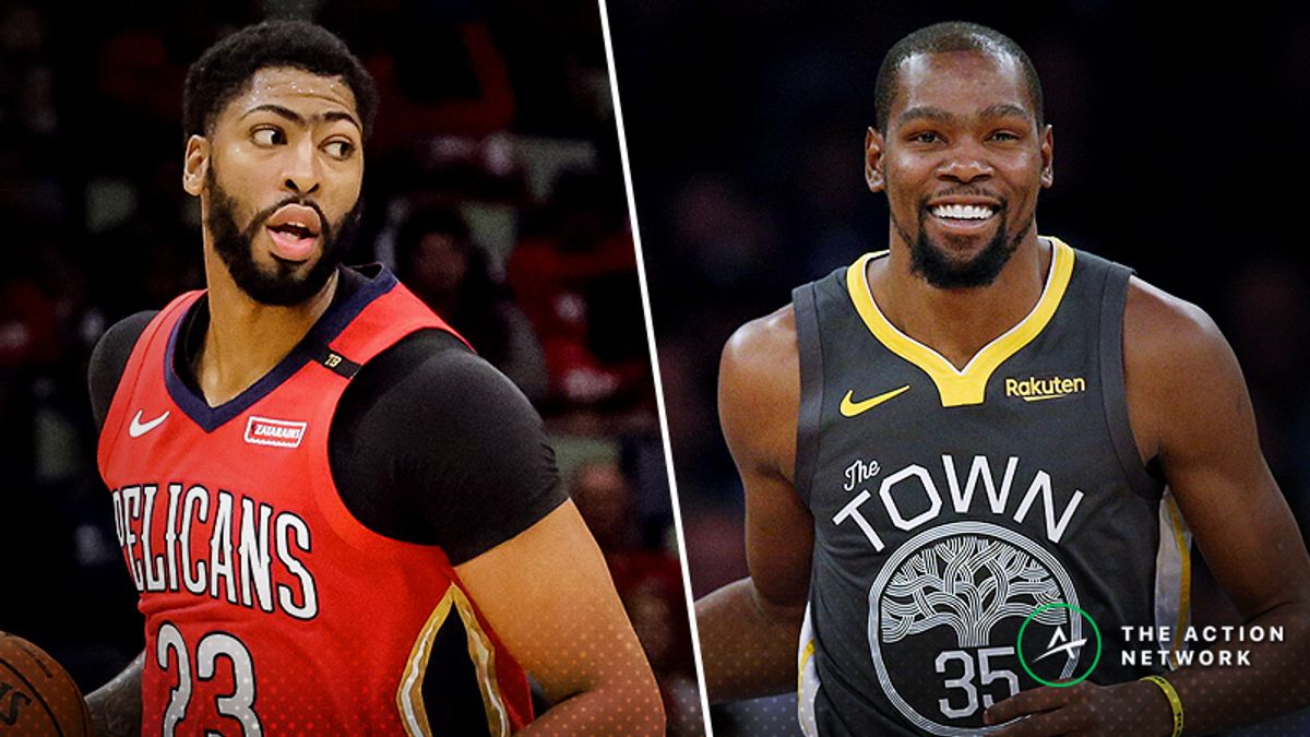 Pelicans-Warriors Betting Preview: Will Golden State Continue to Cover? article feature image