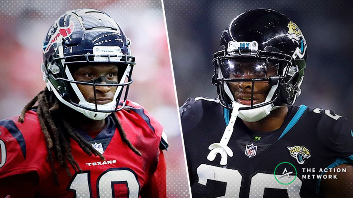 Texans-Jaguars Betting Preview: Should You Buy Jacksonville off a Loss? article feature image