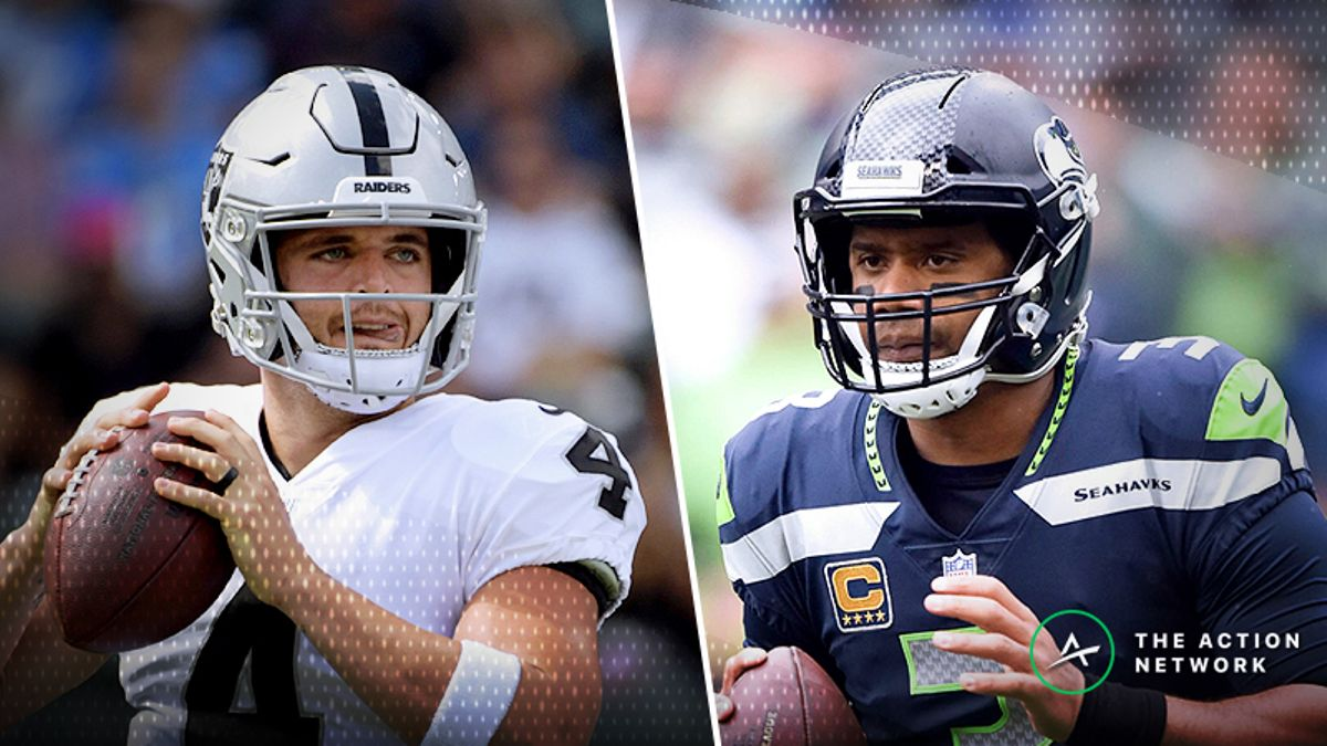 Week 6 Matchup Manifesto: Seahawks, Raiders Poised for a Shootout in London article feature image