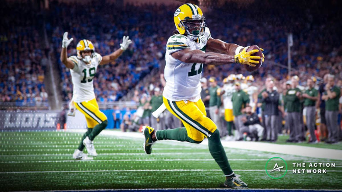Top NFL Fantasy Football Performers, Week 5: The Packers Rack up Fantasy Points in Defeat, More article feature image