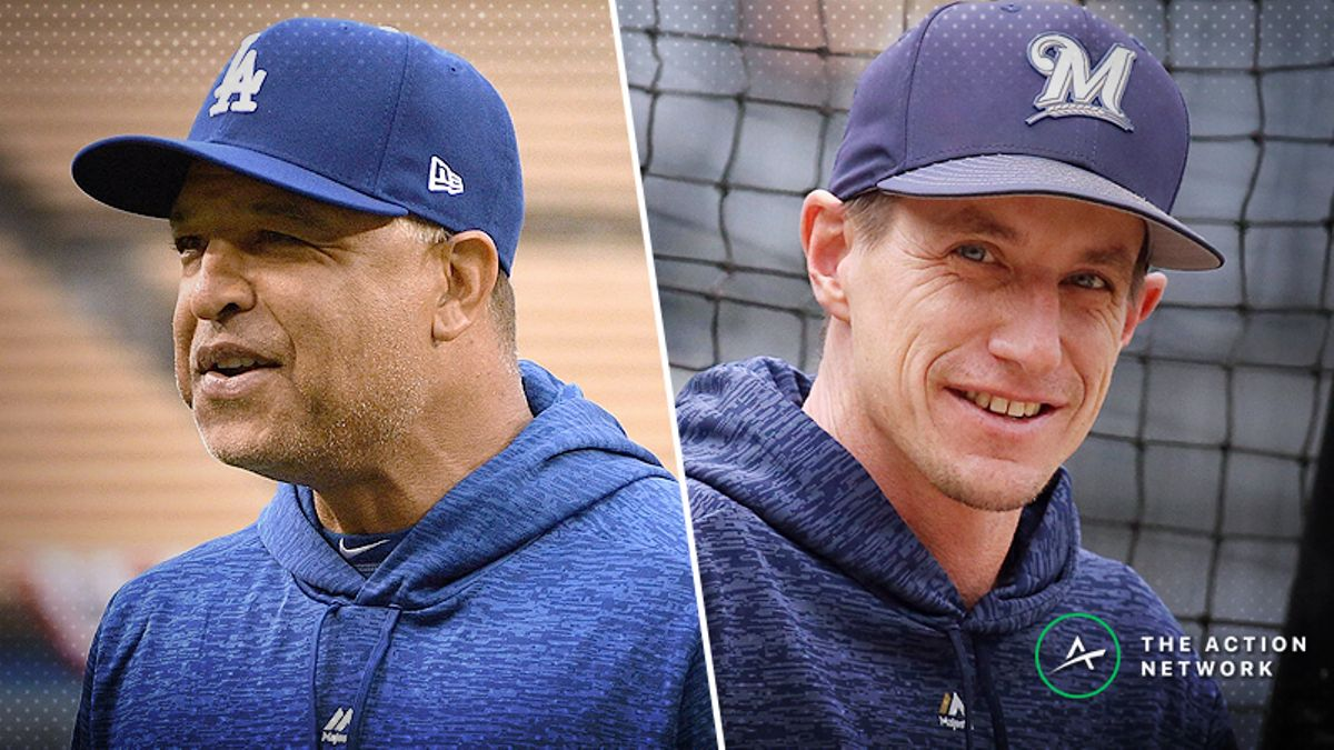 Lo Duca: The Brewers Can't Afford To Fall Behind Dodgers in Game 1 article feature image