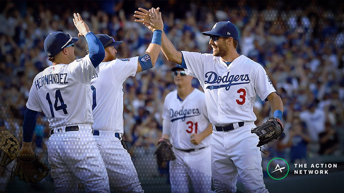 Projecting the Best Futures Bets to Win the World Series article feature image