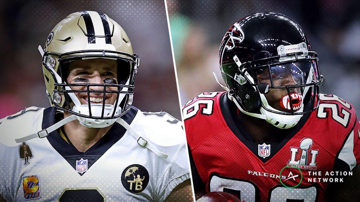 Koerner's Week 7 Fantasy Football Tiers: Should You Sit Drew Brees vs. Ravens? article feature image