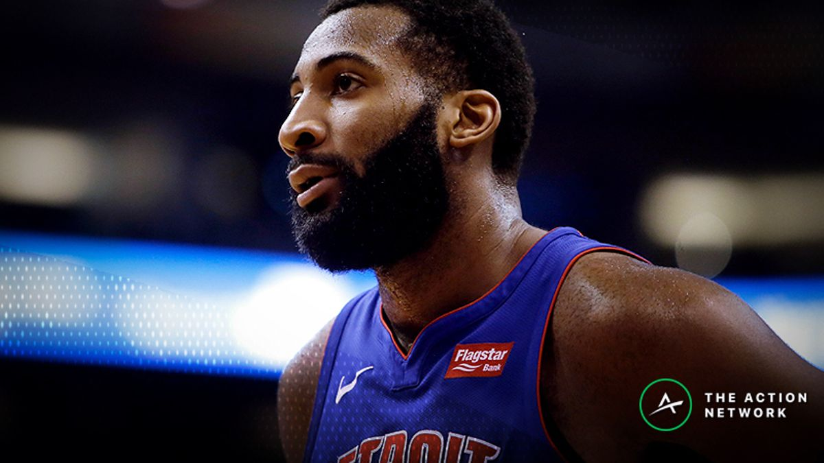 Saturday's Best NBA Player Props: Betting Andre Drummond Points, More article feature image