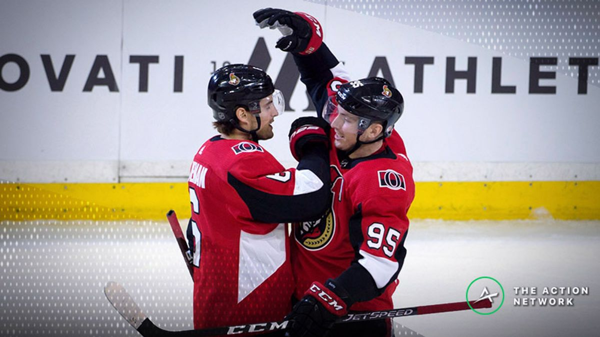 NHL Betting: Do the Senators Have a Prayer Against the Avalanche? article feature image
