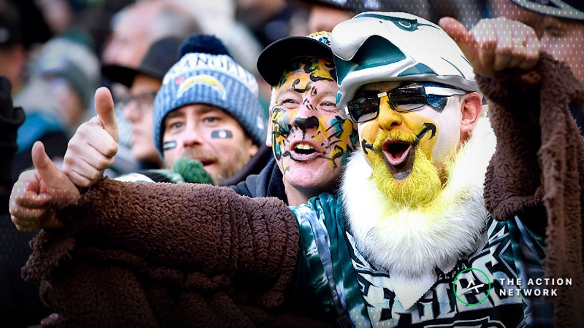 Early Week 10 NFL Odds: Eagles Favored Over Cowboys on Sunday Night Football article feature image