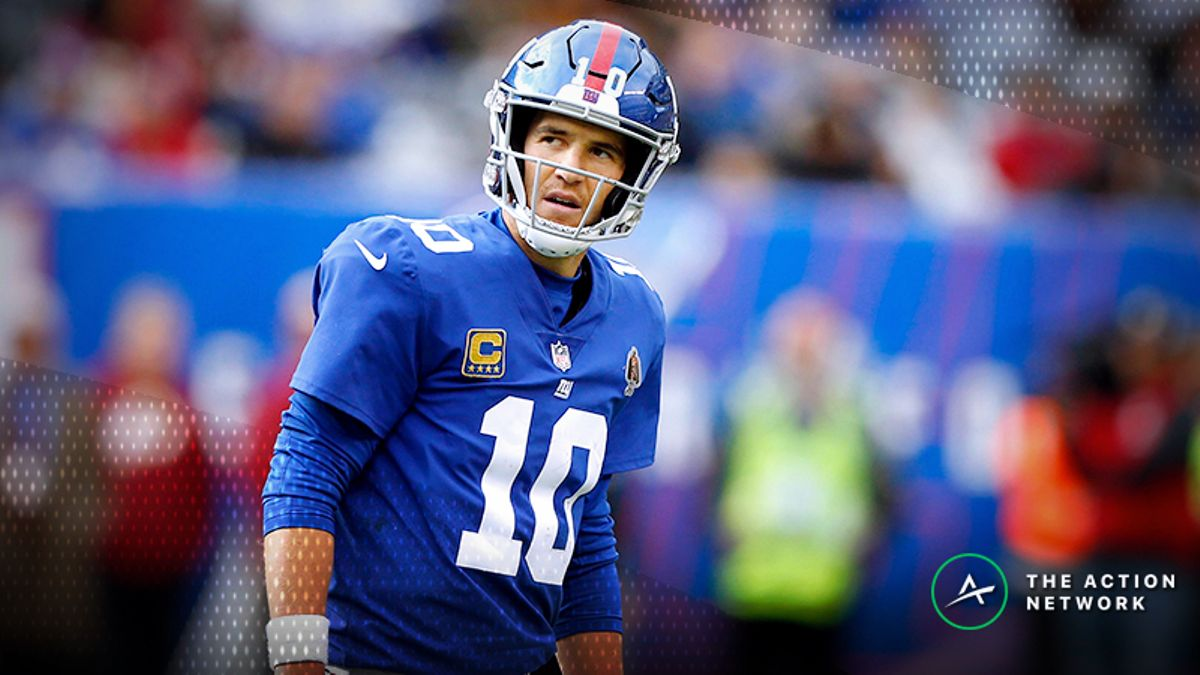 Millman's NFL RedZone Diaries: Why Do I Keep Betting the Giants? article feature image