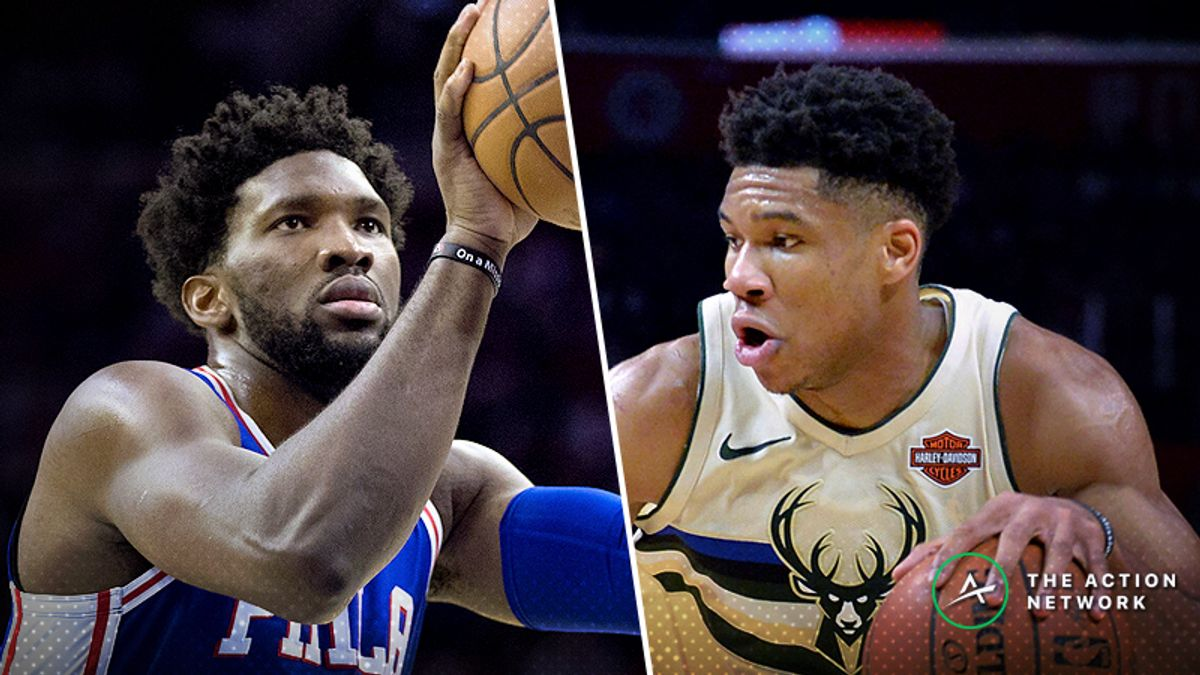 76ers-Bucks Betting Guide: Time to Take the Under? article feature image