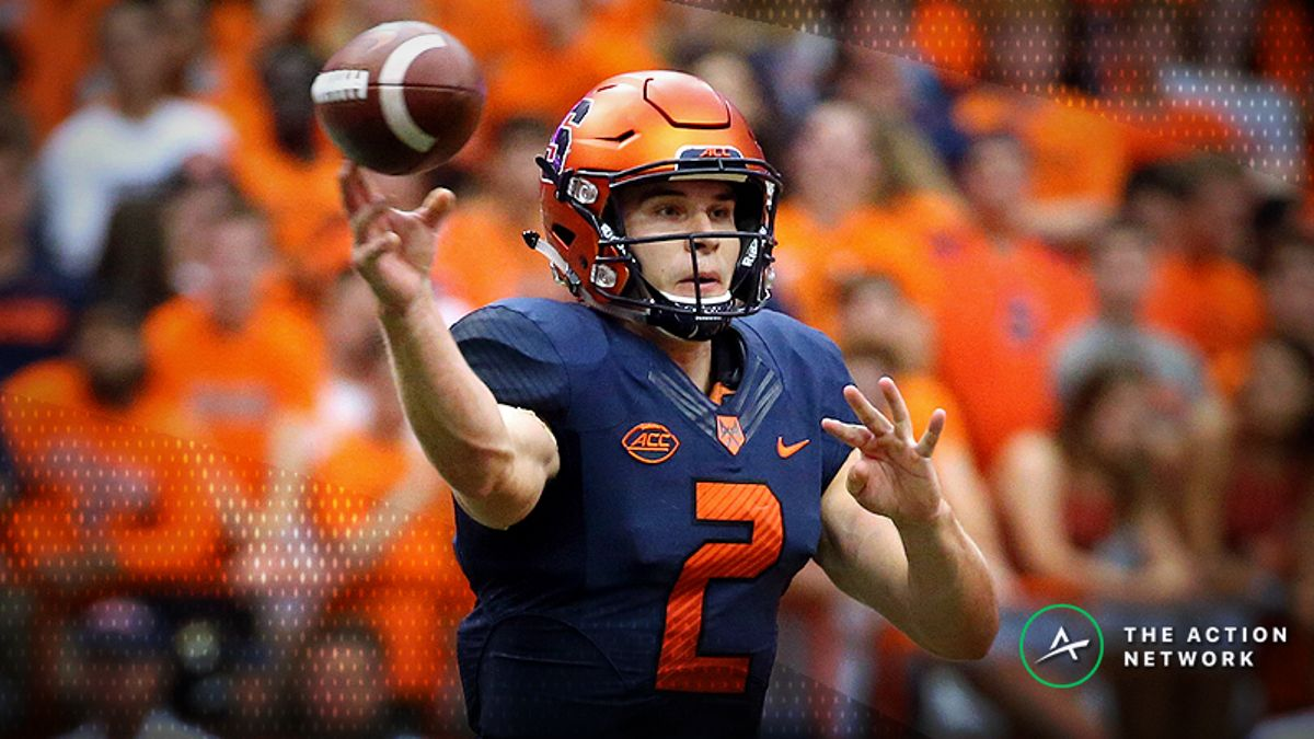 Syracuse Among Week 6's Most Popular College Football Bets article feature image