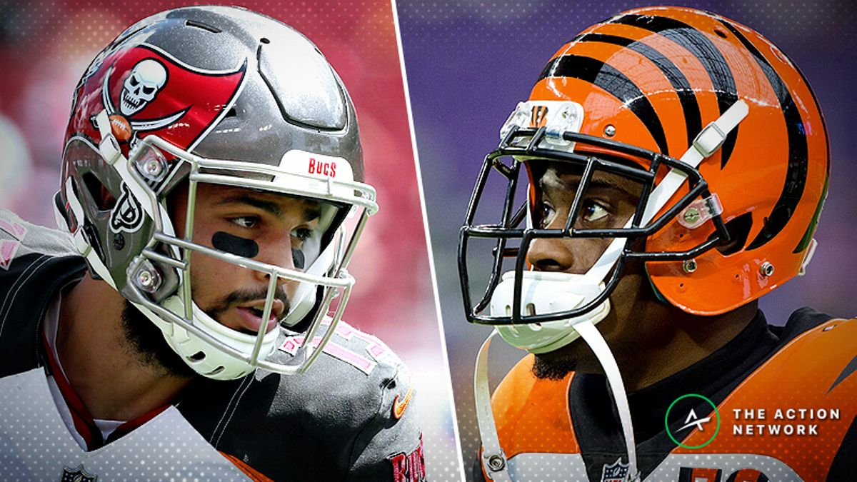 Bucs-Bengals Betting Preview: Which Version of Cincinnati Will Show Up? article feature image