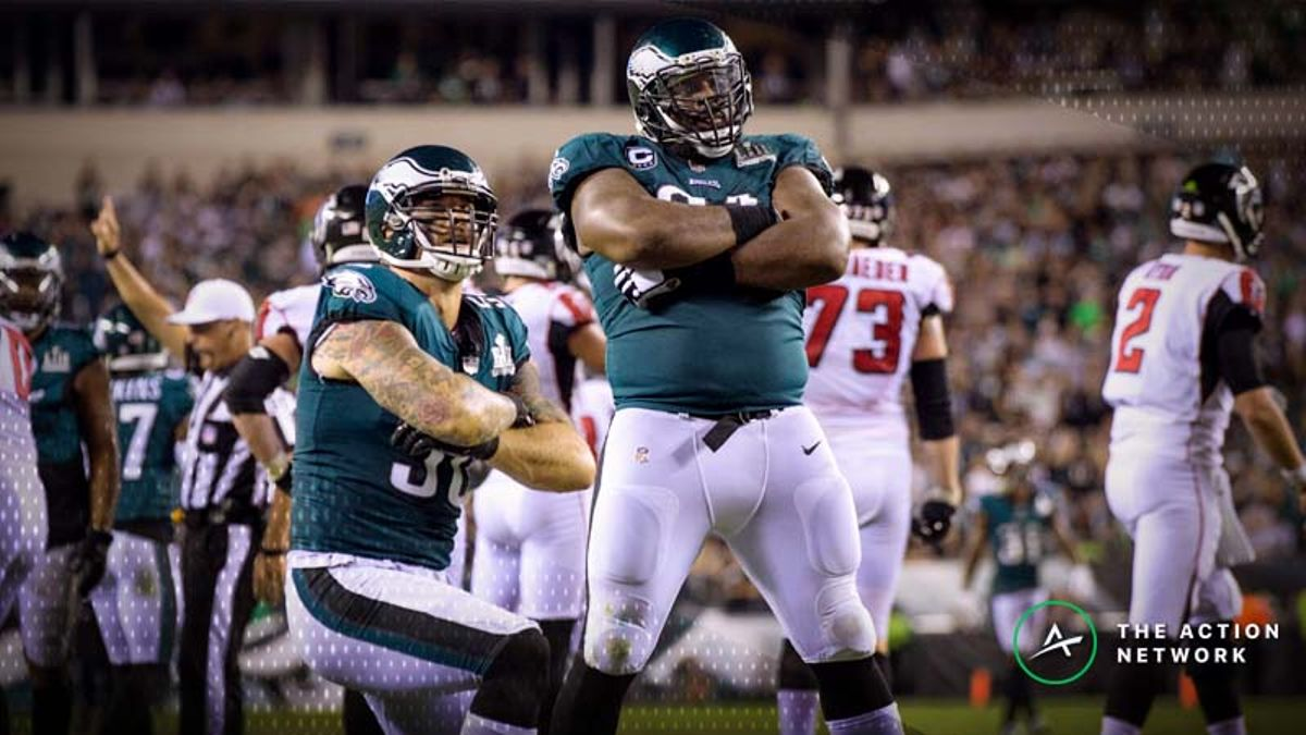 Week 5 Matchup Manifesto: Can the Vikings Handle the Eagles' Ferocious Defensive Line? article feature image