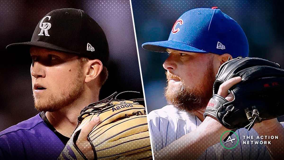 Stuckey and Lo Duca: Our Favorite Betting Angles for NL Wild-Card Game article feature image