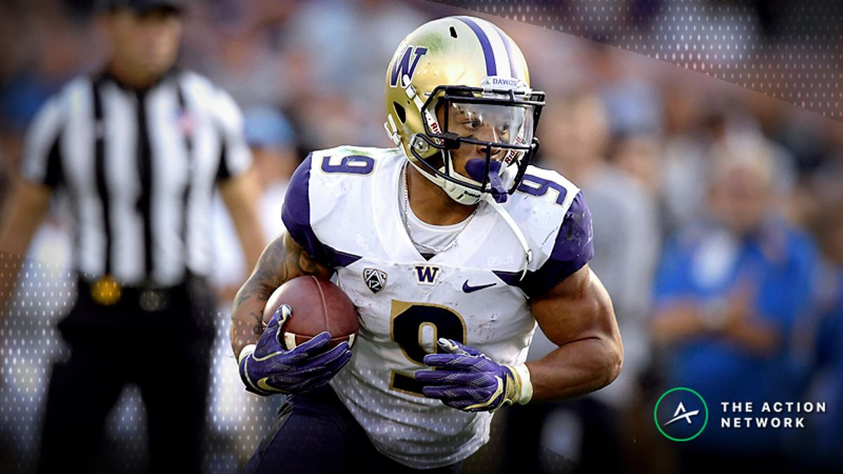 College Football Sharp Report: Pros Betting Washington-Oregon, 4 Other Week 7 Games article feature image