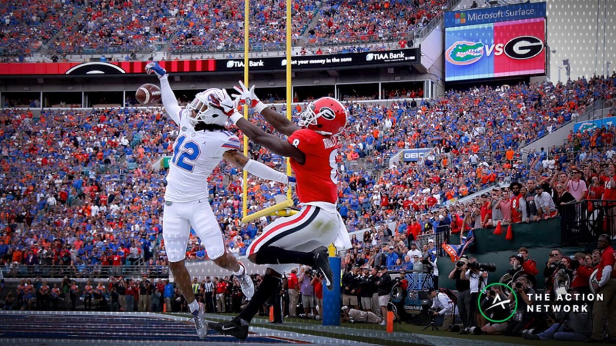 Misleading College Football Scores, Week 9: Georgia Still Showed its Cracks article feature image