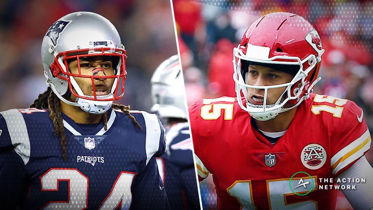 How the Patriots Can Finally Slow the Red-Hot Chiefs' Passing Game in Week 6 article feature image