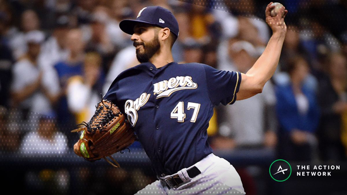 Zylbert: How Will Gio Gonzalez Fare in Second NLCS Start? article feature image