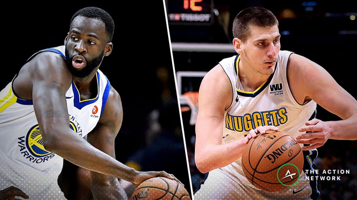 Warriors-Nuggets Betting Preview: Historical Trends Favor Golden State article feature image