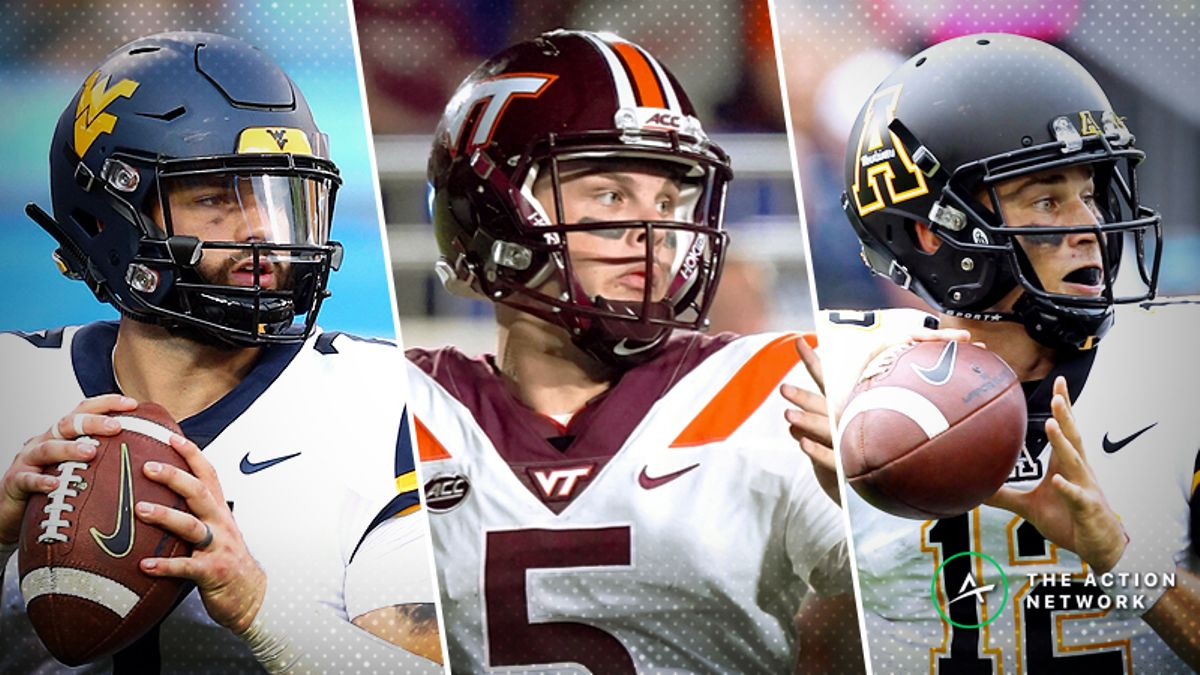 Thursday College Football Betting Guide: Odds, Insights on All 5 Games article feature image