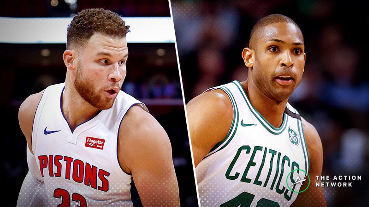 Pistons-Celtics Betting Guide: Boston's Biggest Red Flag article feature image