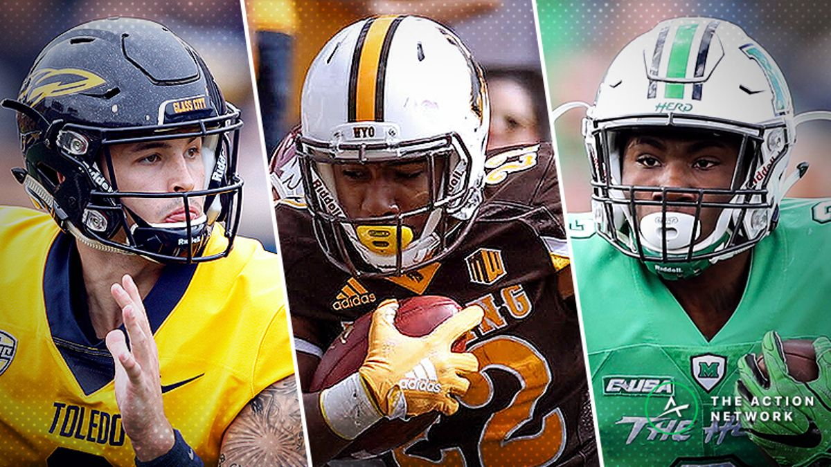 Wilson: My 9 Favorite College Football Betting Picks for Week 8 article feature image