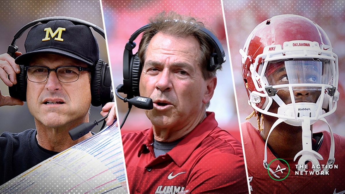 Wilson: The Recipe to Beat Alabama, and 3 Teams That Can Do It article feature image