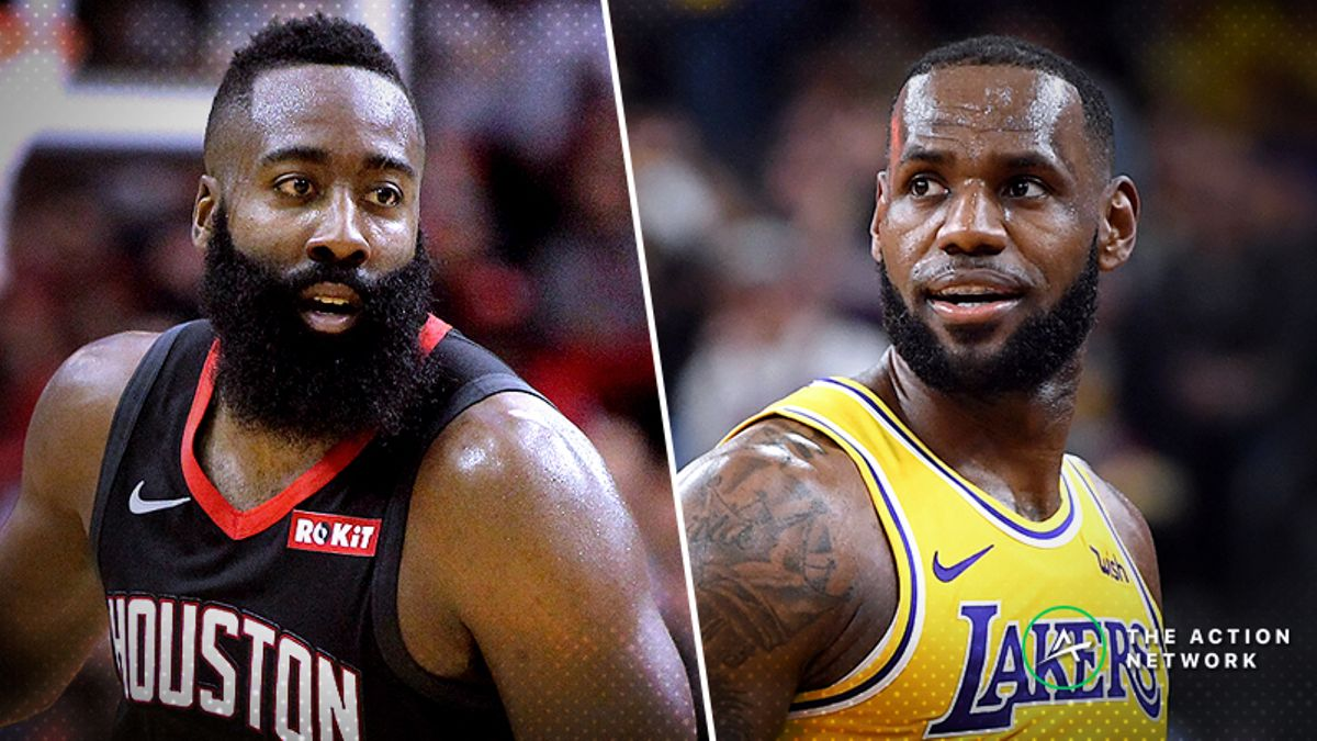 Rockets-Lakers Betting Preview: Which Team Is Undervalued Coming Off a Loss? article feature image