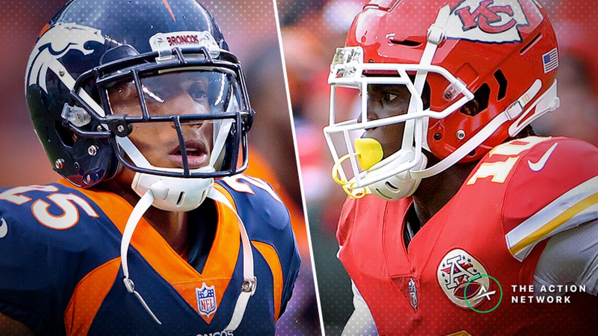 Broncos-Chiefs Betting Preview: Weather Could Be a Factor at Arrowhead article feature image