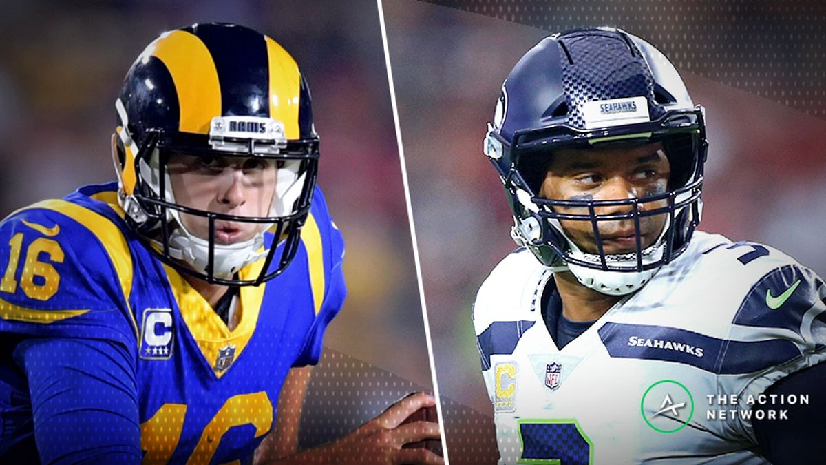 NFL Sharp Report: Pros Betting Rams-Seahawks, Two Other Week 5 Games article feature image