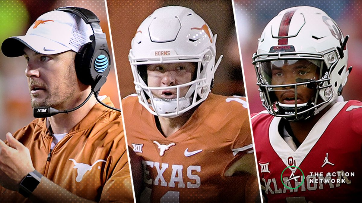 Oklahoma-Texas Betting Guide: Count on Sooners' Explosive Offense article feature image