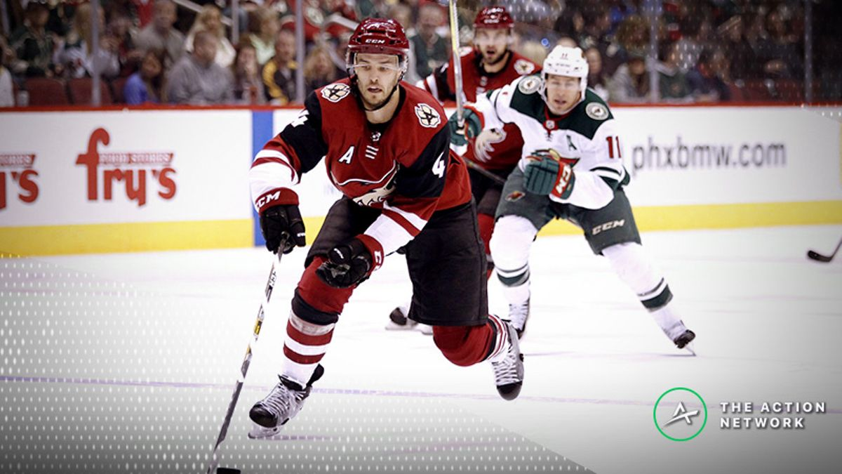 Coyotes-Wild Betting Preview: Which Struggling Team Provides Value? article feature image