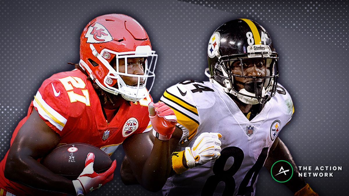 Week 8 Fantasy Football Rankings for Every Position article feature image