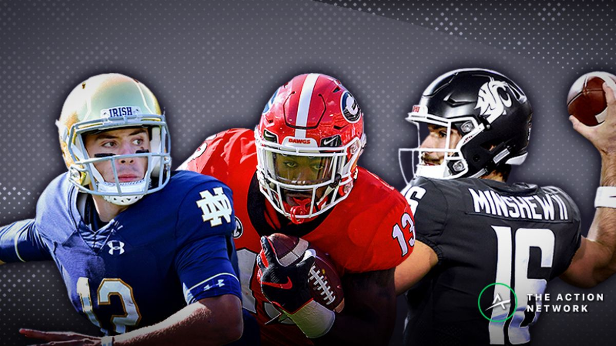 College Football Betting Cheat Sheet, Week 9: Odds, Picks, Trends, Analysis article feature image