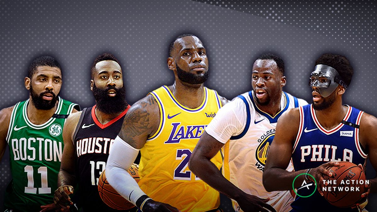 Ranking All 30 NBA Projected Starting Lineups for the 2018-19 Season article feature image