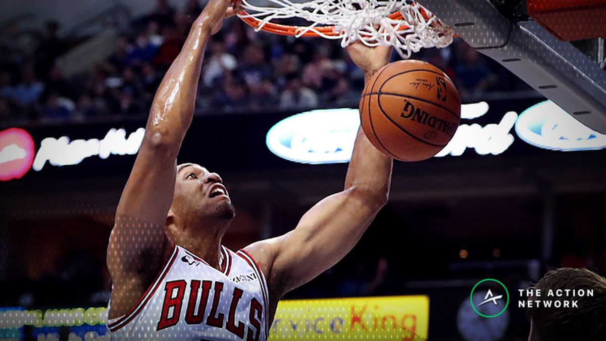 Friday's Best NBA Player Props: Betting Jabari Parker Over/Under 18.5 Points, More article feature image