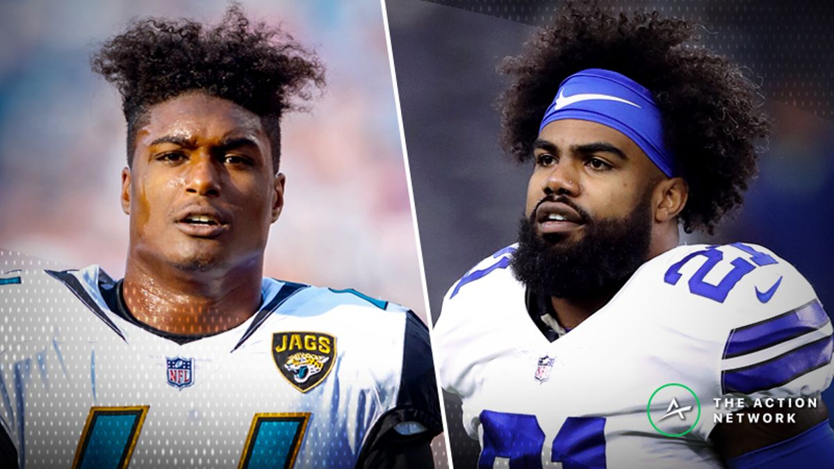 Jaguars-Cowboys Betting Preview: Should You Buy Low on Jacksonville? article feature image