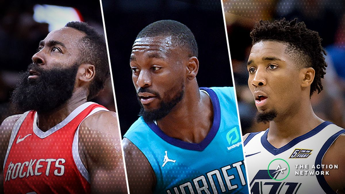 Staff Picks: Favorite 2018-19 NBA Futures Bets article feature image