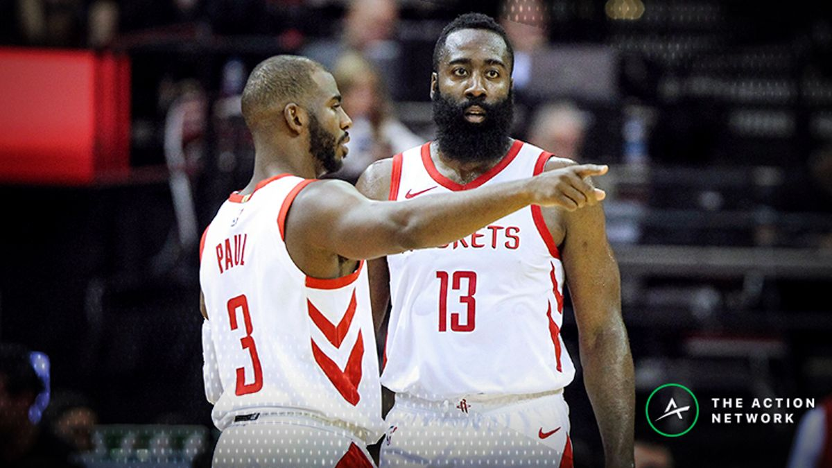 Wob: Is James Harden's Controversial New Move a Travel? article feature image