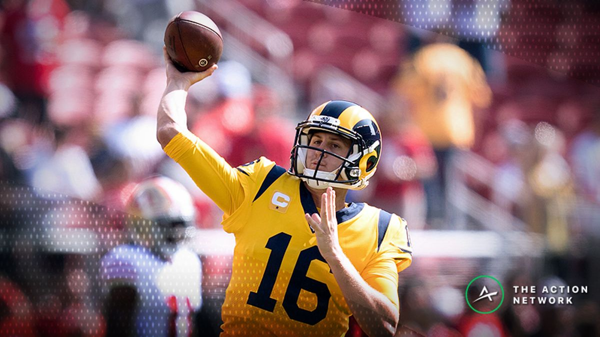 NFL Prop Bet: When Will the Undefeated Rams Finally Lose? article feature image