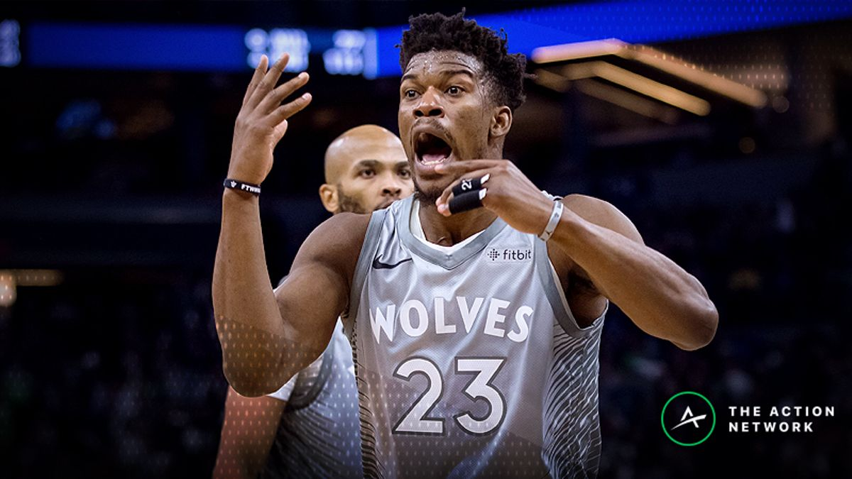 Moore: This Cavs-Wolves Spread Makes No Sense article feature image