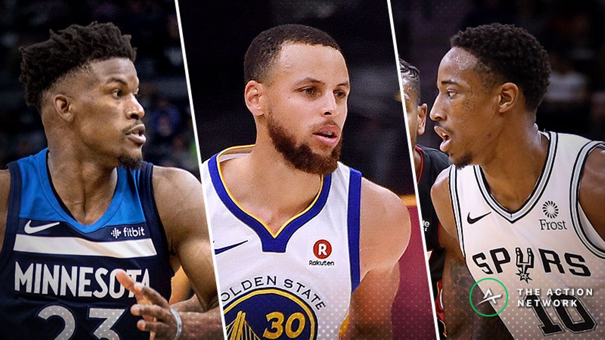 Phan: My 2018-19 NBA Futures Bets article feature image