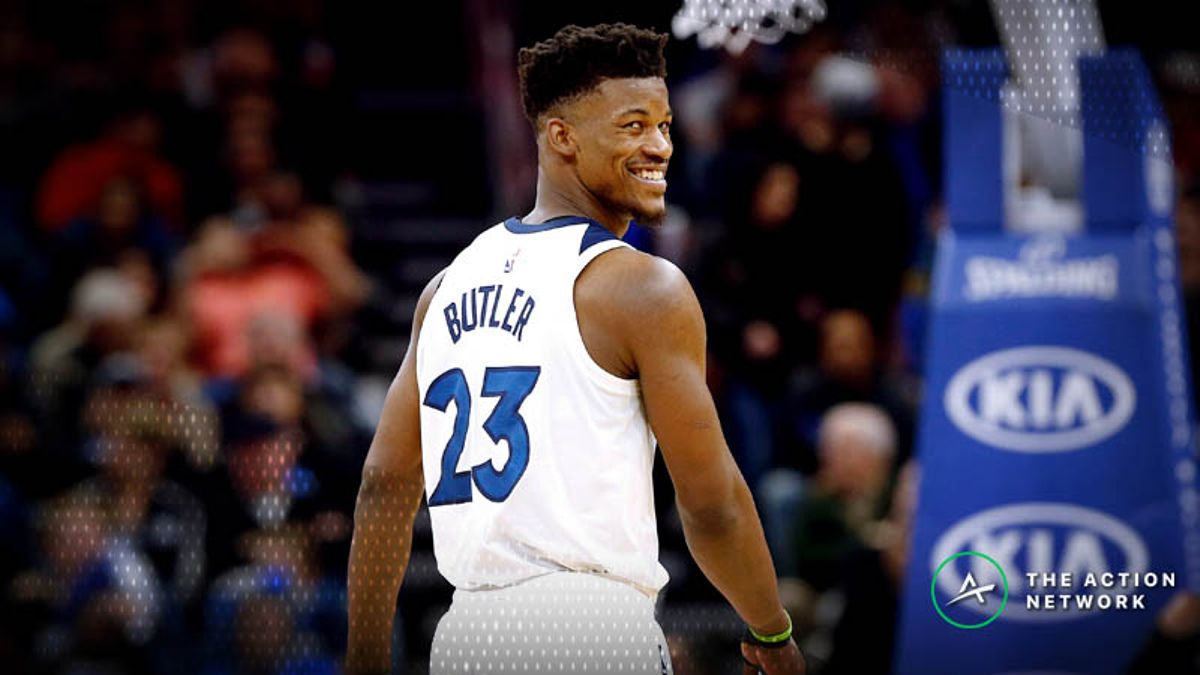 Moore: Why I'd Never Trade for Jimmy Butler, and Other Lessons from Wednesday's Shenanigans article feature image
