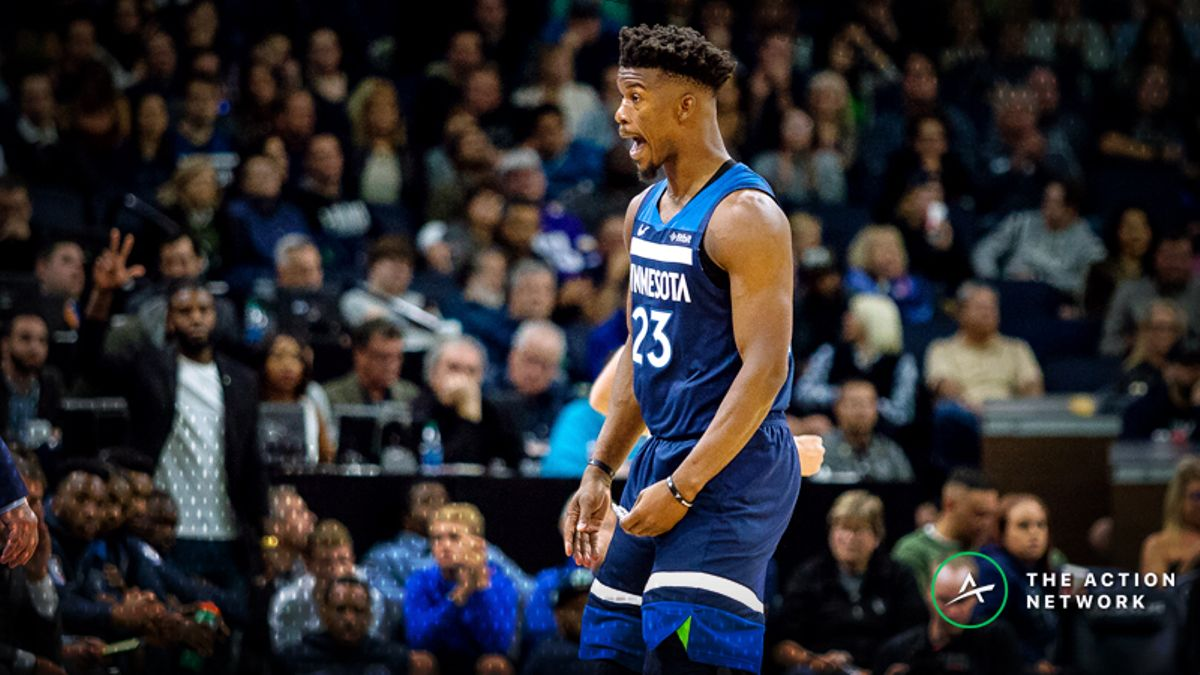 Wob: Jimmy Butler Posts Monster Game Despite Hometown Boos article feature image