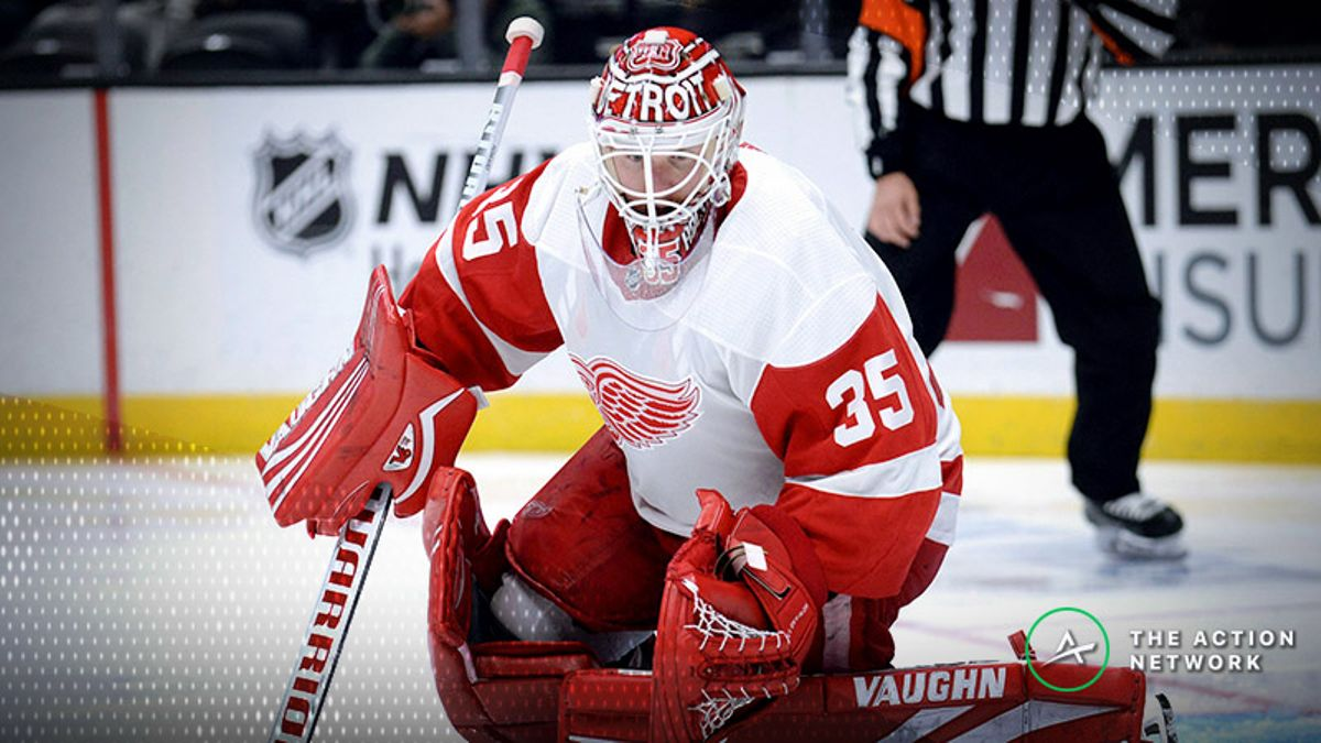 NHL Betting: Will the Red Wings Ever Win A Game? article feature image