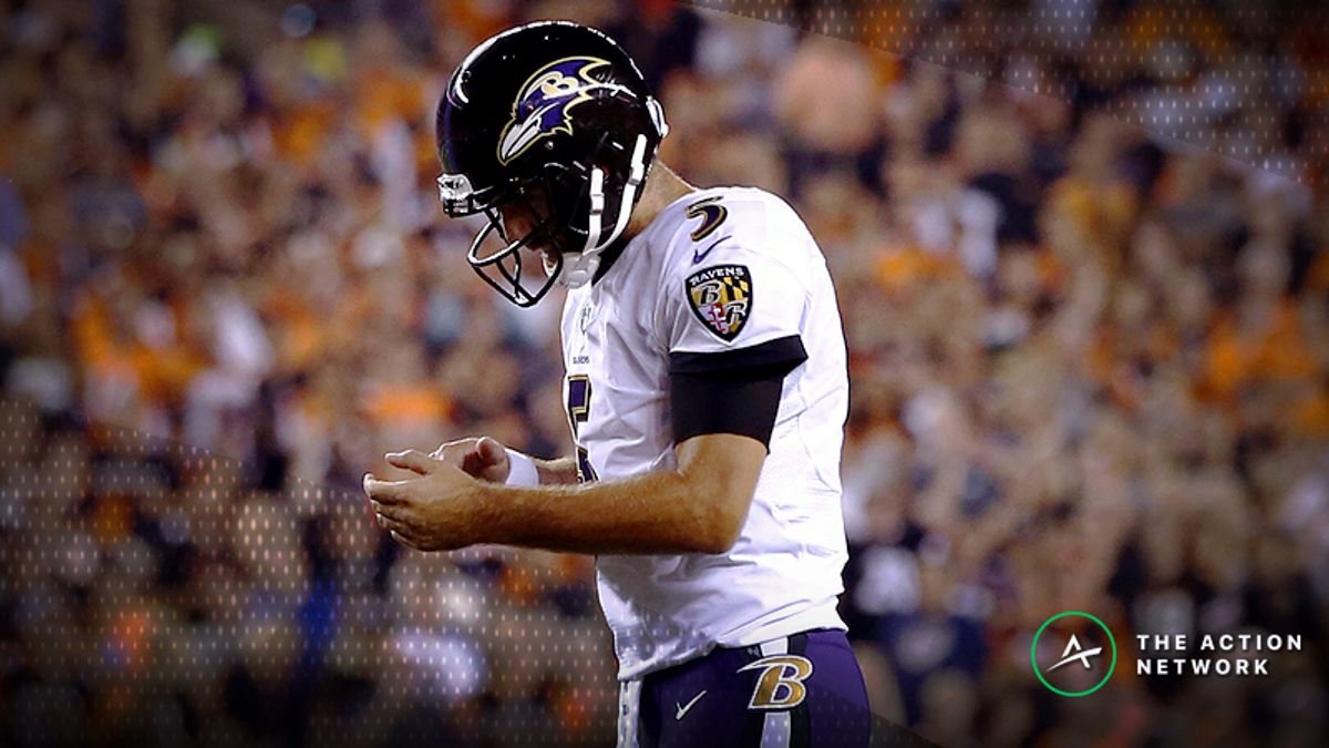 NFL Betting Tip: Should Bettors Have Confidence in the Ravens? article feature image