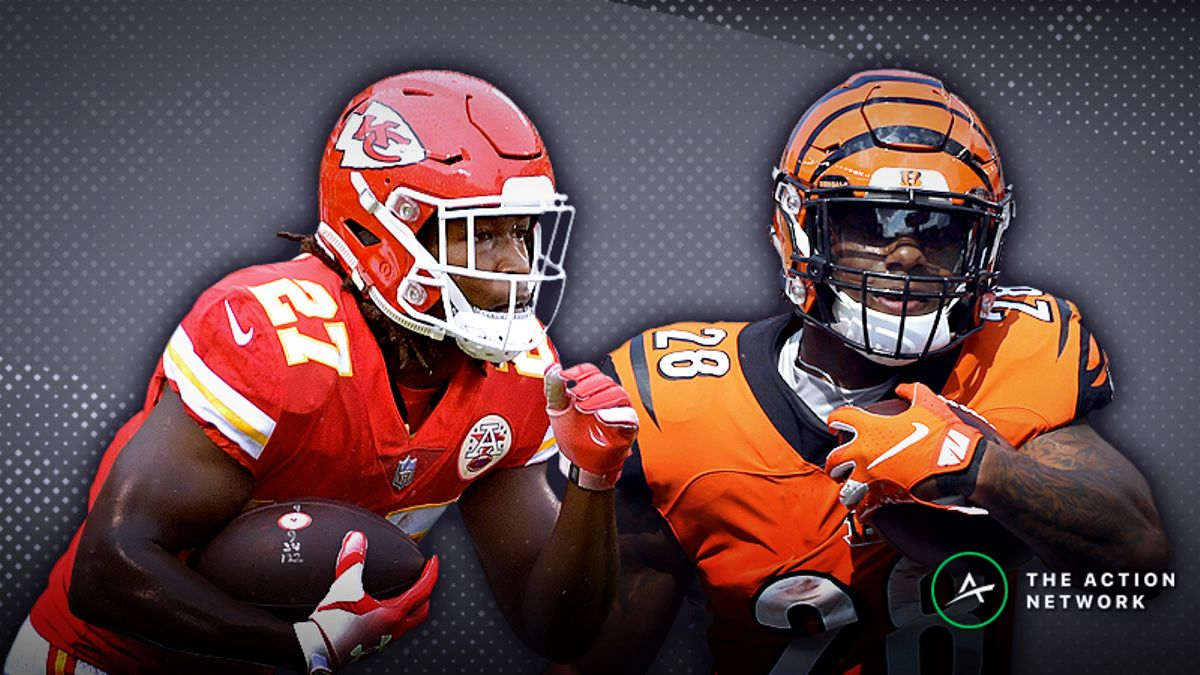 Bengals-Chiefs SNF Betting Preview: Another Week, Another Cover for KC? article feature image